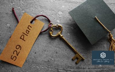 Using Your 529 Savings Plan as an Estate Planning Tool